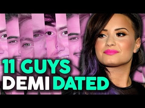 "11 Guys That Demi Lovato Has ""Dated"""
