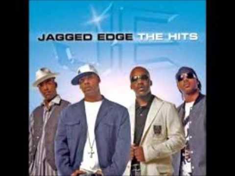 "Jagged Edge - Keys to the Range 12"""
