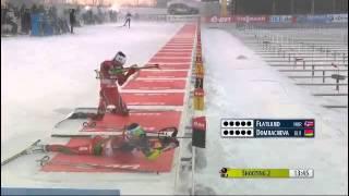Biathlon Summer Tour: Meeting the Austrians