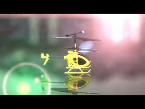 Вертолет S6 Mini-Helicopter