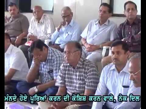 Punjab Darpan 17 09 2014 Smt. Santosh Jain, Ludhiana