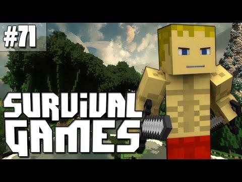 Minecraft Survival Games #71 A CACA DEITA-SE FORA ! :D