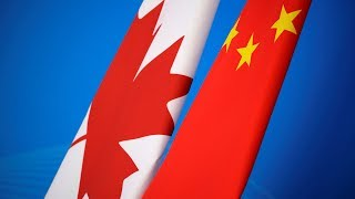 China says 3rd Canadian detained for working illegally