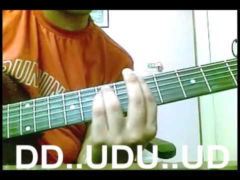 learn WOH PEHLI BAAR on guitar