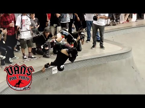 Vans Pool Party Masters Highlights
