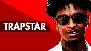 """TRAPSTAR"" Dark Trap Beat Instrumental 2017 | Hard Lit Rap Hiphop Freestyle Trap Type Beat | Free DL"