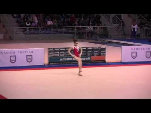 Enus Mariani (ITA) Jesolo 2012 FX