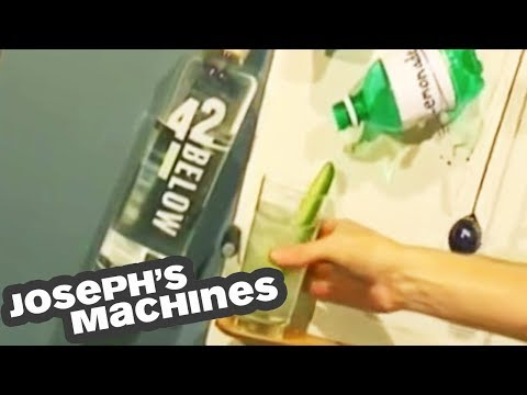  The Falling Water  - cocktail making machine