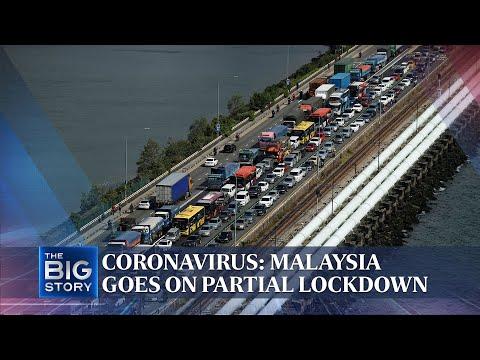 Download  Coronavirus: Malaysia goes on partial lockdown | THE BIG STORY | The Straits Times Gratis, download lagu terbaru