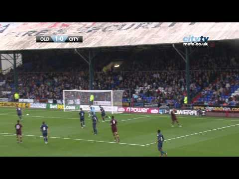 PRE-SEASON: Oldham v Manchester City Highlights