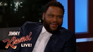 Anthony Anderson on Buying TV Daughter a Car and Friendships with Woody Harrelson & Chris Paul