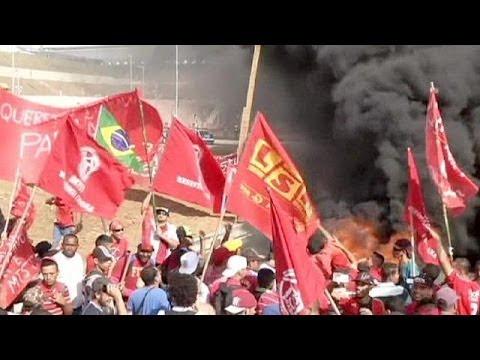 Brazil World Cup poor feel football trampling social needs