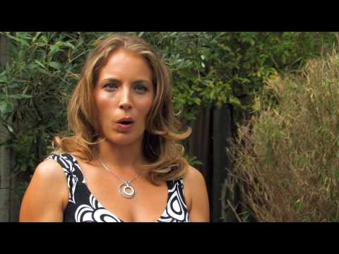TV presenter Jasmine Harman talks about sun damage
