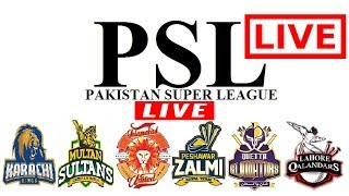 PSL3 2018 Live How To Watch All Psl3 2018 Matches Live