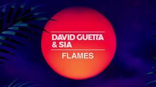 David Guetta & Sia Flames (teaser)