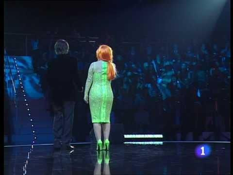 Raphael y Alaska - No puedo quitar mis ojos de ti / I love you baby
