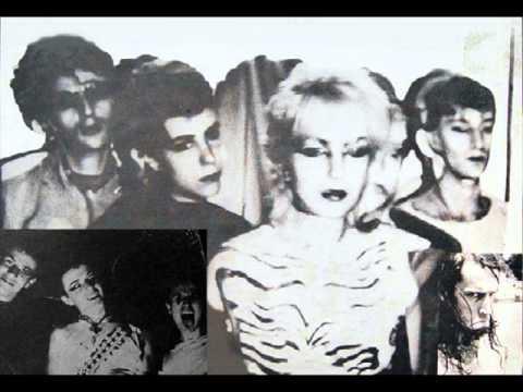 Paraf-Odlazak 1984 (RI Cro Goth Rock-Post Punk)