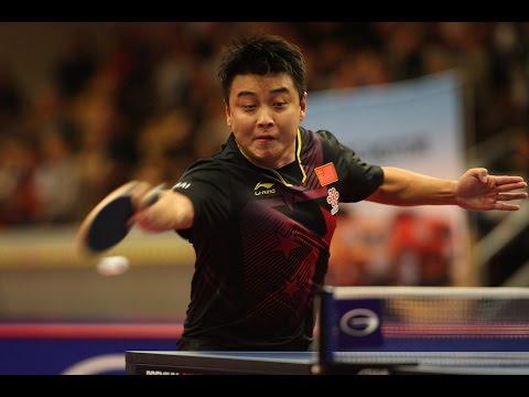 Swedish Open 2014 Highlights: Fan Zhendong Vs Wang Hao (1/2 FINAL)