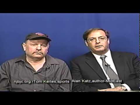 45   09 15 09 Tom Kertes, Sports and Alan Katz, Auothor mideast
