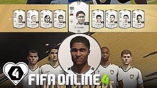 "FIFA ONLINE 4: TEST HÀNG ICON Vs "" SIÊU BÁO ĐEN "" Eusebio ICON Trong FO4 - ShopTayCam.com"