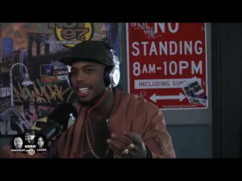 Rapper B.O.B. talks Flat Earth 2017 on Hot 97 - Mark Sargent ✅