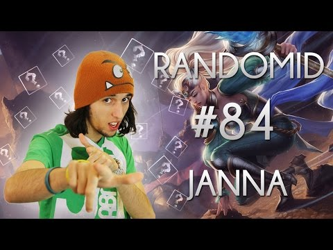 Janna AP, LA MEUF QUI MET DES VENTS - Randomid #84