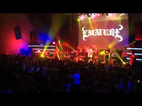 Emmure   R2deepthroat   Minsk   05.05.13 video