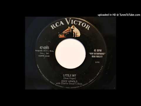 Eddy Arnold - Little Bit