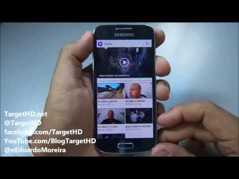 Review   Samsung Galaxy S4 Mini Duos (GT-I9192) PT-BR (Brasil)   TargetHD.net
