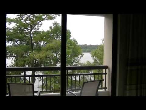 Bay Lake Tower 2 bedroom tour 2012 HD - lakeview