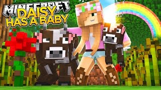 Minecraft - Little Kelly Adventures : DAISY HAS A BABY!