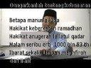 Sajak Ramadhan - Karangan & Deklamasi Oleh Ayahanda Dr Mas
