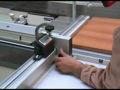 Scott & Sargeant - SCM SI4500 Sliding Table Panel Saw