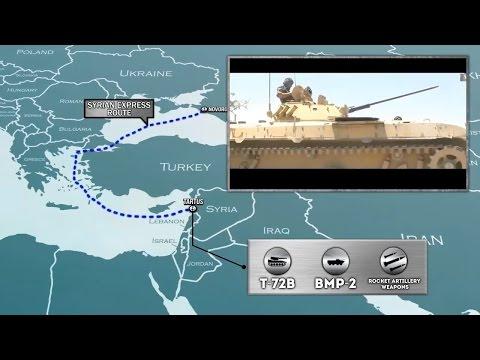 Результаты работы военных советников России в Сирии. Русский перевод.