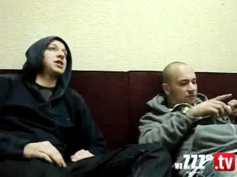 Schokk и Oxxxymiron в Харькове - Интервью