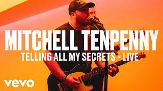 Mitchell Tenpenny 34 Telling All My Secrets 34 Live Vevo Dscvr