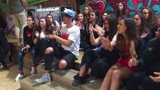 Team World Summer Camp: RIKI canta con le partecipanti del My Idol Camp [2017]
