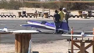 Yuma Giant RC Air Show Feb 16, 2008
