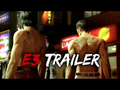 Yakuza 0 E3 2016 Trailer