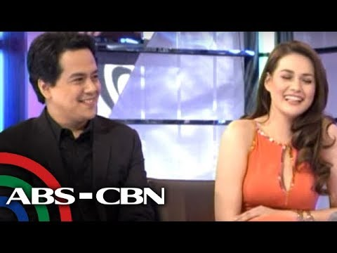 John Lloyd says Angelica is his girlfriend