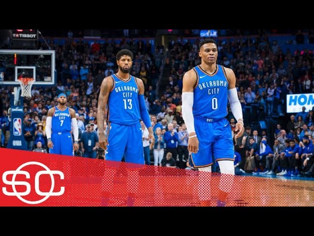 """The Westbrook/George/Melo """"OK3"""" is a failed experiment ... for now 