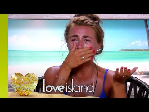 The Girls Are Shook by Footage From Casa Amor   Love Island 2018