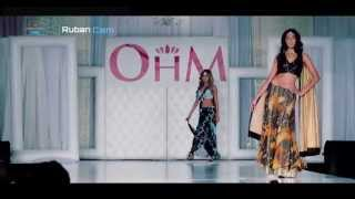 OHM Fashion Affair 2015 |  South Asian Fashion |  Satya Paul | RubanCam.