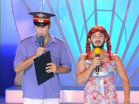 КВН Галустян и Ревва - Гадя Петрович Хренова