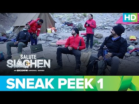 Salute Siachen | Sneak Peek 01