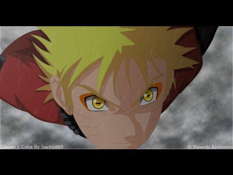 Naruto Shippuden: ~Movie 5~ Blood Prison- Arabesque Chaos(Extended)