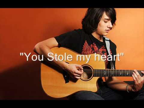 """You stole my heart"" - Teddy Geiger"