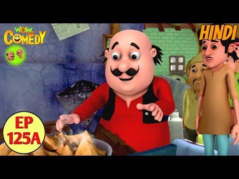 Motu Patlu | Furfuri Nagar Ka Mayor | Cartoon in Hindi for Kids | Funny Cartoon Video thumbnail
