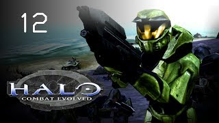 Let's Play Halo: Combat Evolved (SPV3) - 12 - All of the guns, all of the time