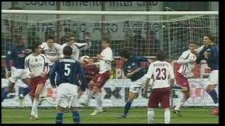 FC Internazionale - Stagione 2007/2008 (Serie A) - tutti i gol dei campioni
